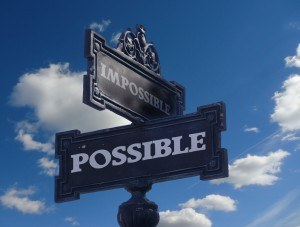 You can make it possible