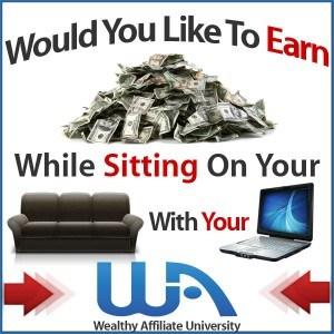 Wealthy Affiliate University internet marketing program