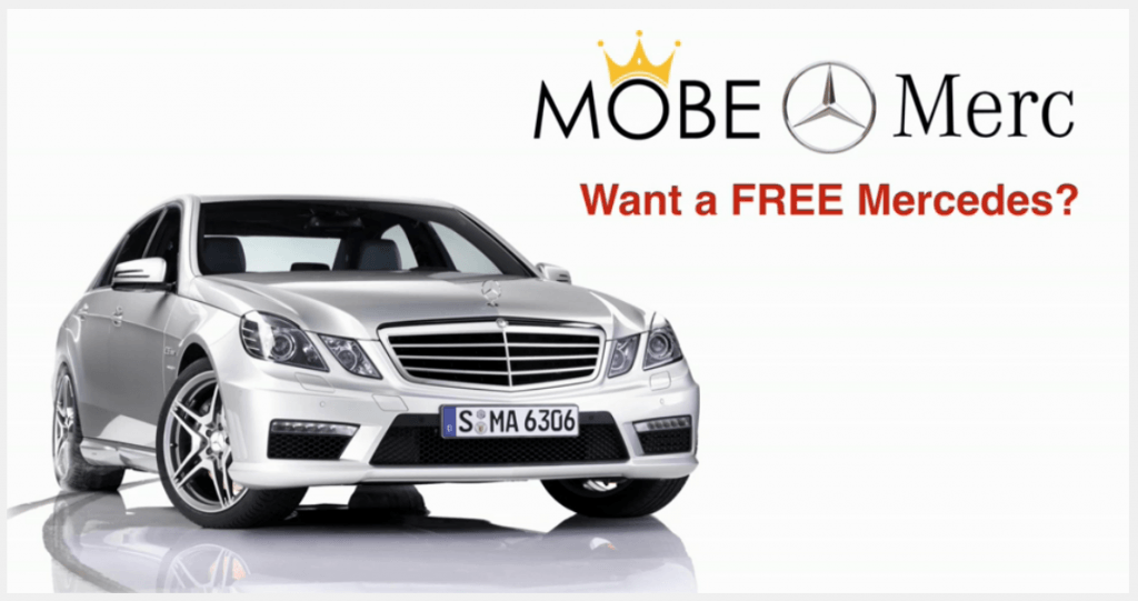 MOBE motors merc program