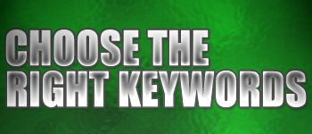 benefit of Keyword research
