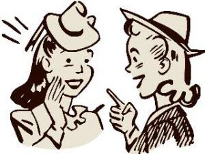 Word of Mouth Small 300x225 - mẹo hay Tăng điểm cho phần trình bày Speaking p.1