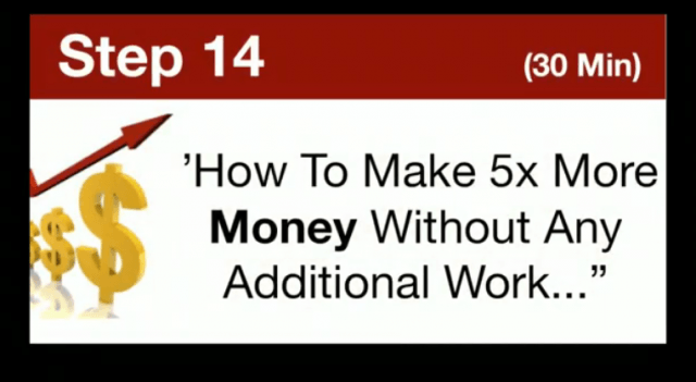 Top Tier business- How To Make 5x More Money Without Any Additional Work