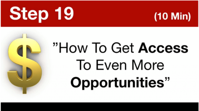 MOBE upsells- How To Get Access To Even More Opportunities