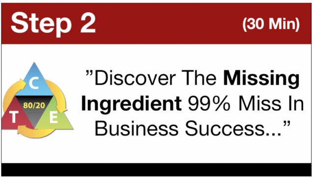 MTTB- Discover The Missing Ingredient 99% Miss In Business Success