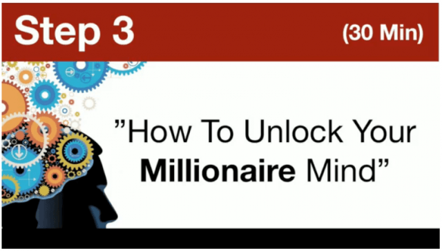 MTTB- How To Unlock Your Millionaire Mind