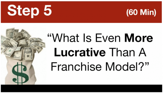 My Top Tier Business- What Is Even More Lucrative Than A Franchise Model