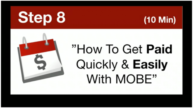 My online business empire- How To Get Paid Quickly & Easily With MOBE