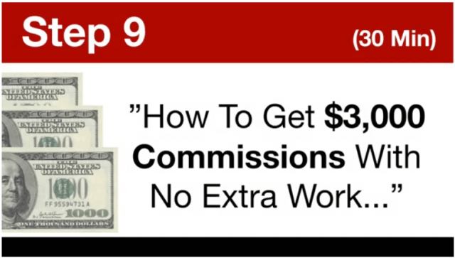 Matt Lloyd secret- How To Get $3,000 Commissions With No Extra Work