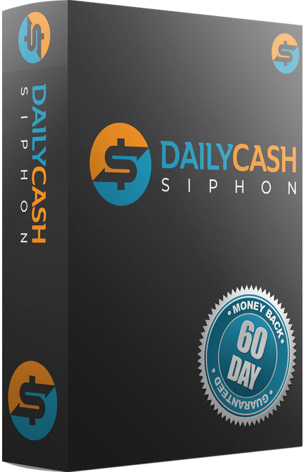 Daily Cash Siphon Cost
