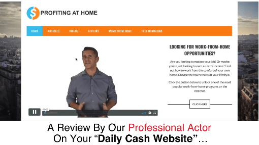 Daily Cash Siphon product review