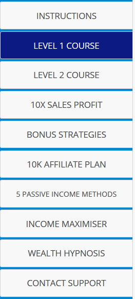BulletProof Profits Training Modules