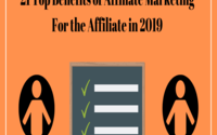 21 Top Benefits of Affiliate Marketing For the Affiliate in 2019